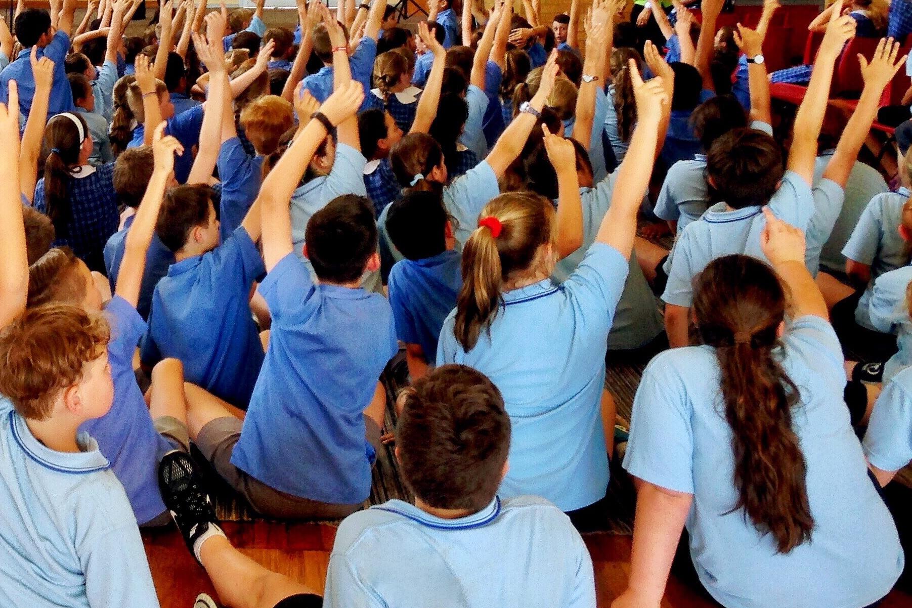 """Fundacja Sue Ryder - Program edukacyjno-wolontaryjny """"Joshua"""" dla szkół"""